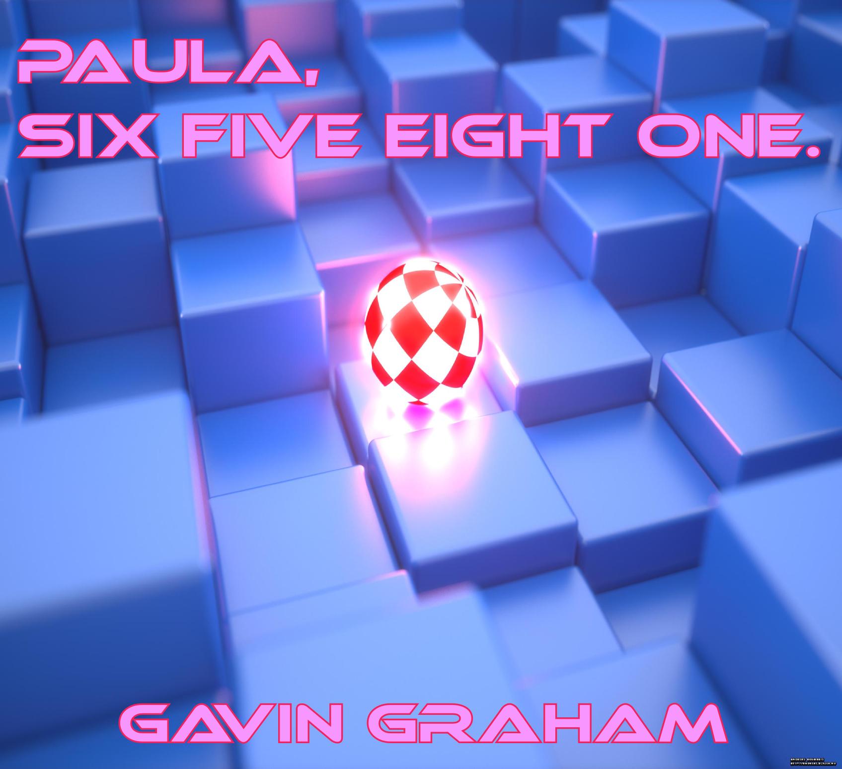 Album: Paula, 6581